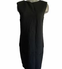 Zara haljina sa jastucicima na ramenima