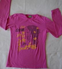 Ružičasta dečija majica Didi