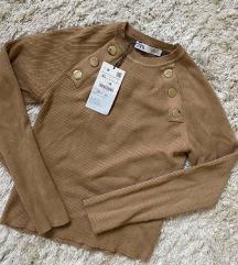 Zara knit, vel XL, 2200din