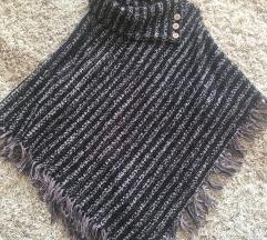 Ponco 100 %vuna !Kvalitetan komad!