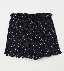 H&M polkadot sorc-suknja