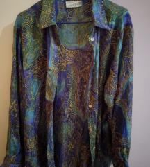 Vintage kosulja, 100% svila