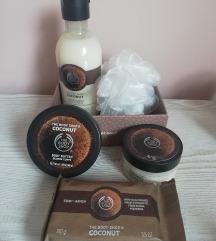 Poklon set - kokos