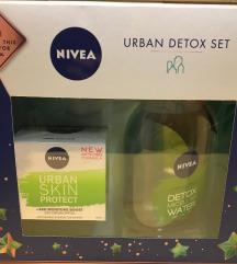 Rezz! NIVEA set (krema + micelarna voda)