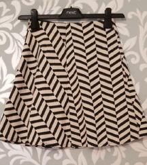 nova zara suknja S i M
