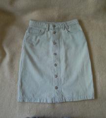 Teksas suknja, Novo, XS