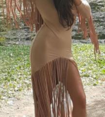 Dizajnerska haljina S  FIxno