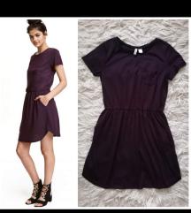 Bordo haljina vel M
