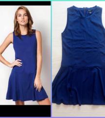 Mango kraljevsko plava haljina SNIZENJE 500