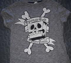 Spongebob skull majca