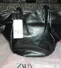 Zara shoper torba