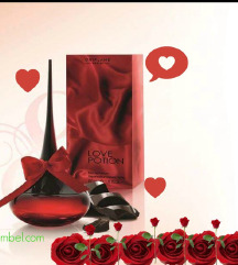 LOVE POTION parfemska voda NOVO