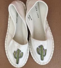 Espadrile sa kaktusom