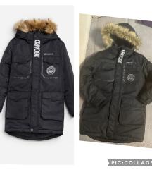 Reserved jakna parka za decaka Novo