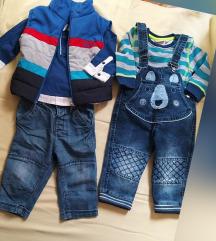 Komplet firmirane odeće za dečaka br. 74