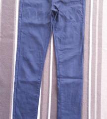 CLOCKHOUSE Skinny voskirane pantalone