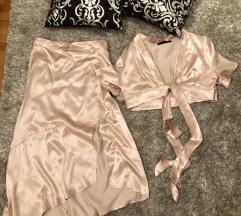 Komplet top i suknja