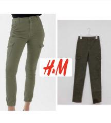 H&M farmerke pantalone M 38
