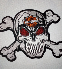 Harley Davidson Prišivač