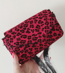 HOUSE leopard mini crossbag NOVO