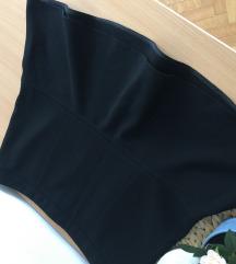 Crna polpin suknja FENOMENALNA