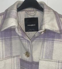 Pull&Bear jakna/košulja Novo‼️