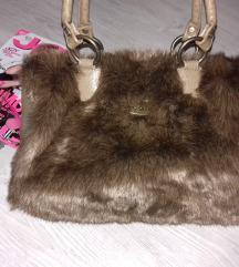 PS fashion krznena torba