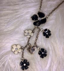 Chanel replika ogrlica