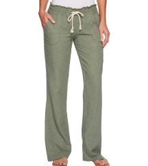 Roxy lanene pantalone