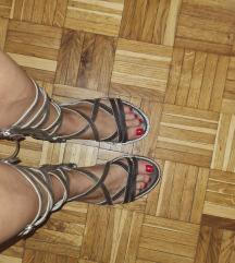 Pinko sandale sniz