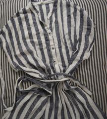 Prugasta Koton haljina, vel. 42