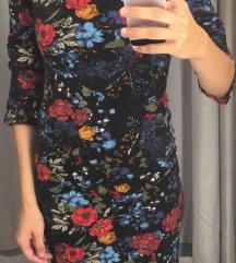 nova h&m cvetna haljina