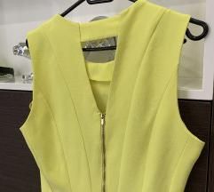 Žuta haljina H&M