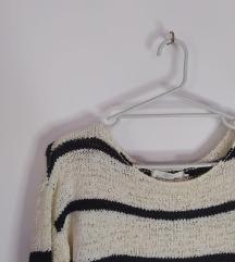 H&M džemper na pruge