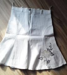 Suknja S