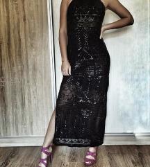 Guess svecana haljina sa sljokicama