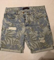 Muške jeans bermude