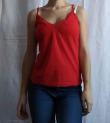 NOVO crvena majica na bretele