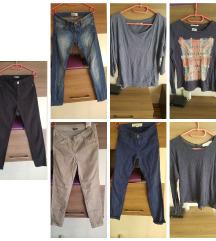Pepe Jeans, Terranova, OVS, H&M S velicine