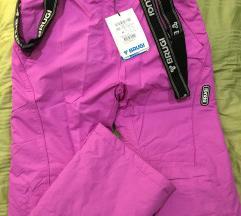 Ski pantalone skafander skijaške pantalone