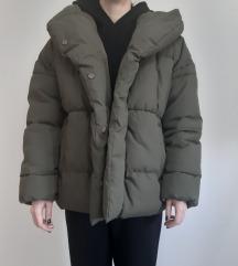 H&M zimska oversized jakna 42 SNIŽENA NA 2500!