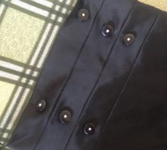 Nova saten suknja xl