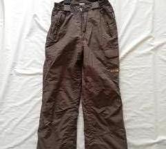 Skijaske pantalone decije 14 ili 164