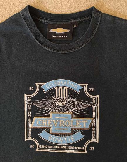 Crna Chevrolet majica vel. M
