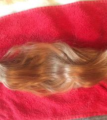 Prekrasna prirodna kosa / nadogradnja