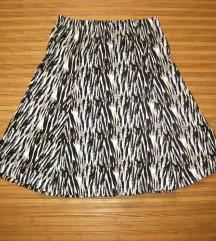 Nova pamučna suknja