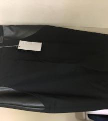 Richmond suknja s kožnim detaljima Novo
