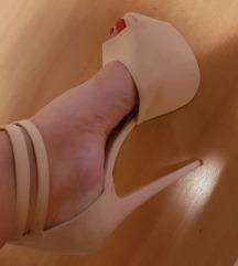 Sandale prelepe nove