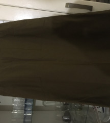 RENE LEZARD dizajnerska francuska suknja A kroja