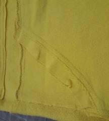 Žuta suknjica-nova
